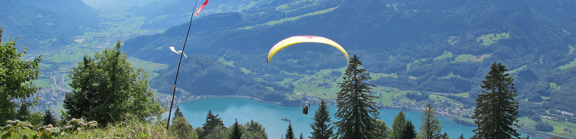 X-dream Fly Siku Walensee