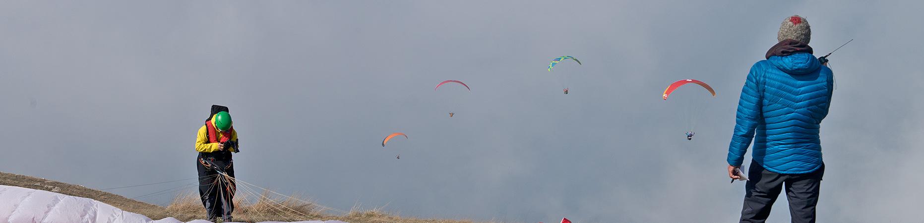 X-dream Fly Siku Startplatz